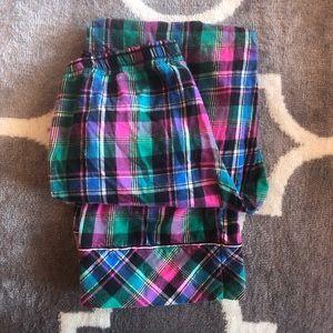 Victoria's Secret Multicolored Pajama Pants